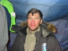 Oleg Andreev (in expedition)