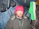 Andrey Klenov (in expedition)