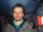 Sergey Lyahovec (in expedition)